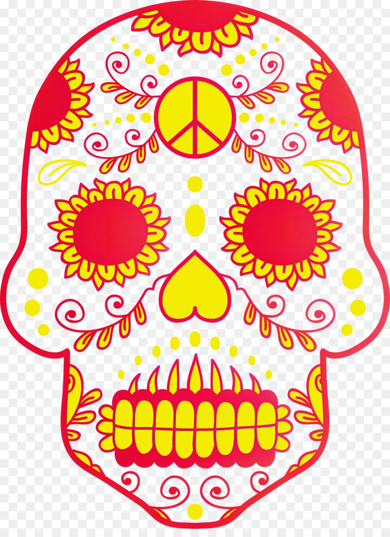 Descarga gratuita de Día De Los Muertos, Dibujo, Cráneo De Arte Imágen de Png