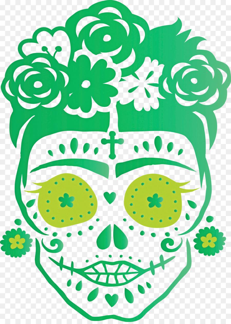 Descarga gratuita de La Calavera Catrina, Calavera, Día De Los Muertos Imágen de Png
