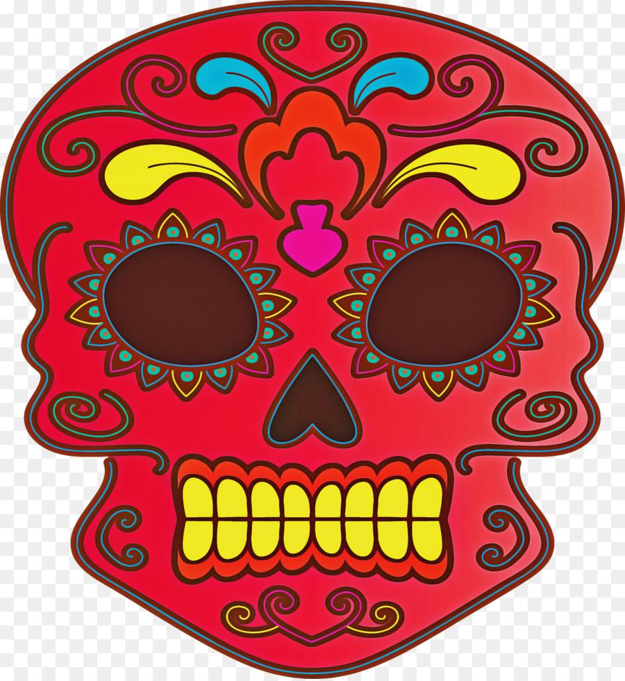 Descarga gratuita de Día De Los Muertos, Cráneo De Arte, Artes Visuales Imágen de Png