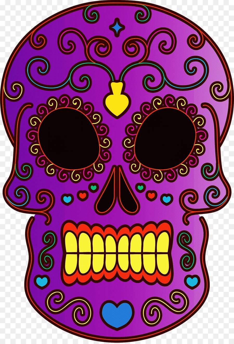 Descarga gratuita de Artes Visuales, Día De Los Muertos, Calavera Imágen de Png