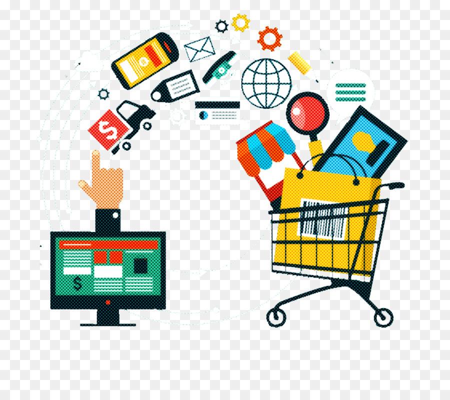 Descarga gratuita de El Marketing Digital, Ecommerce, El Negocio Electrónico Imágen de Png