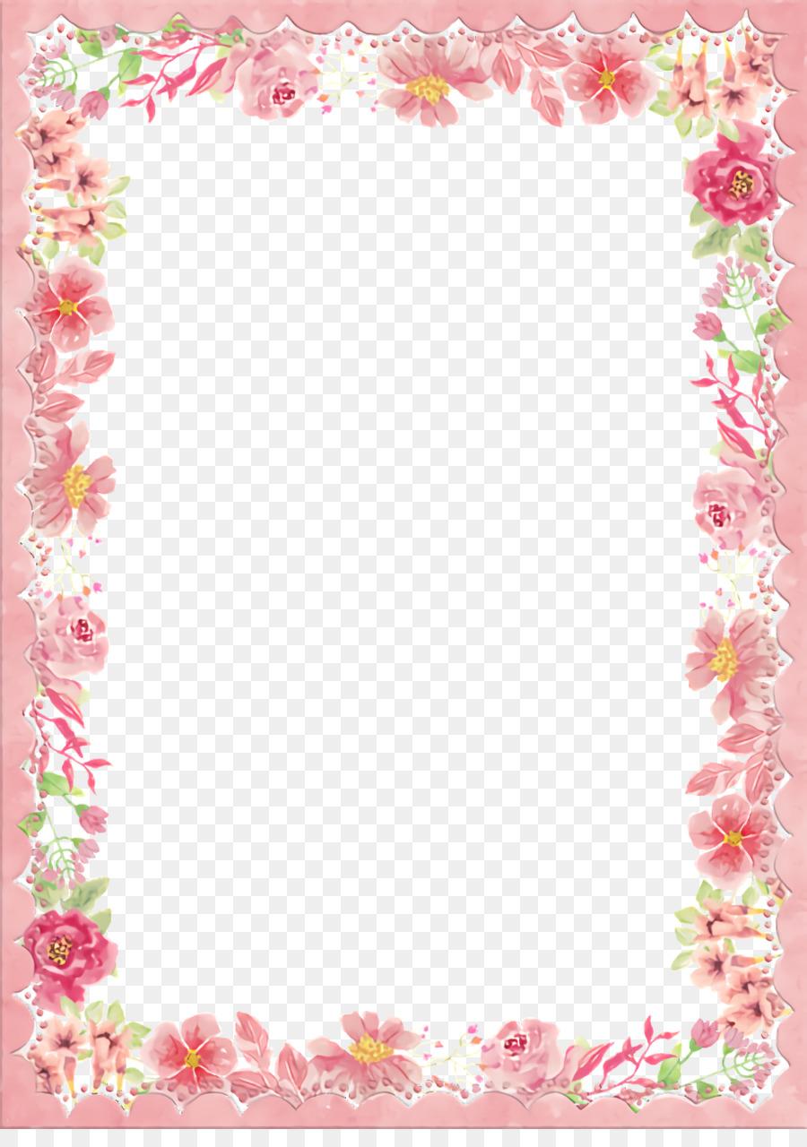 Descarga gratuita de Invitación De La Boda, Diseño Floral, Marco De Imagen Imágen de Png