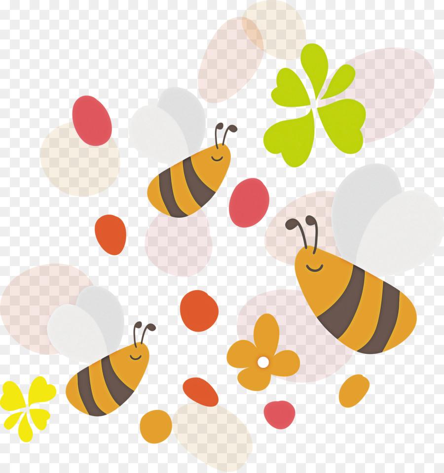 Descarga gratuita de Las Mariposas, Los Insectos, Las Abejas Imágen de Png