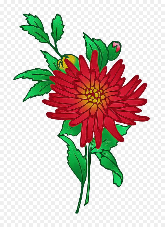 Descarga gratuita de Diseño Floral, Crisantemo, Flor Imágen de Png