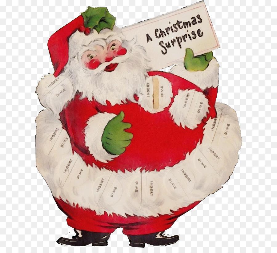 Descarga gratuita de Santa Claus, Christmas Day, Adorno De Navidad Imágen de Png