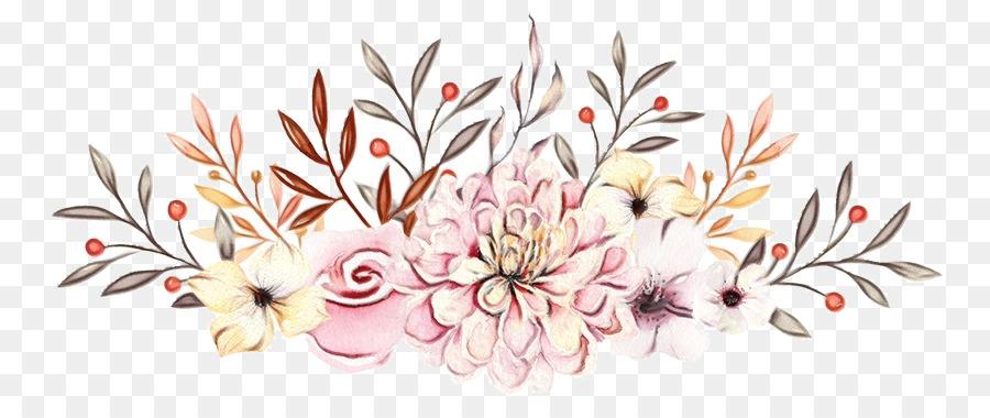 Descarga gratuita de Diseño Floral, Flor, Tarjeta Del Lugar Imágen de Png