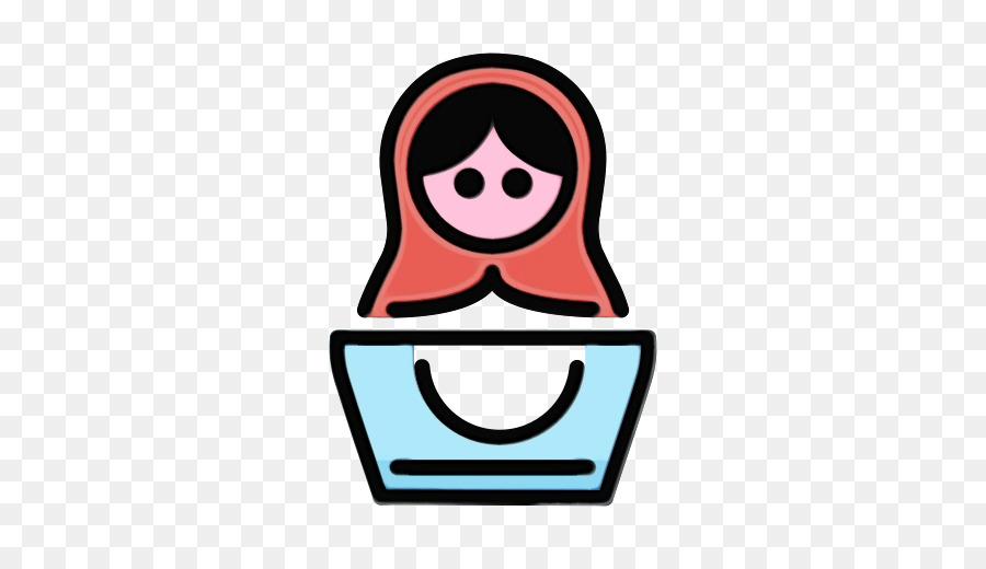 Descarga gratuita de Muñeca, Emoji, Rusia Imágen de Png