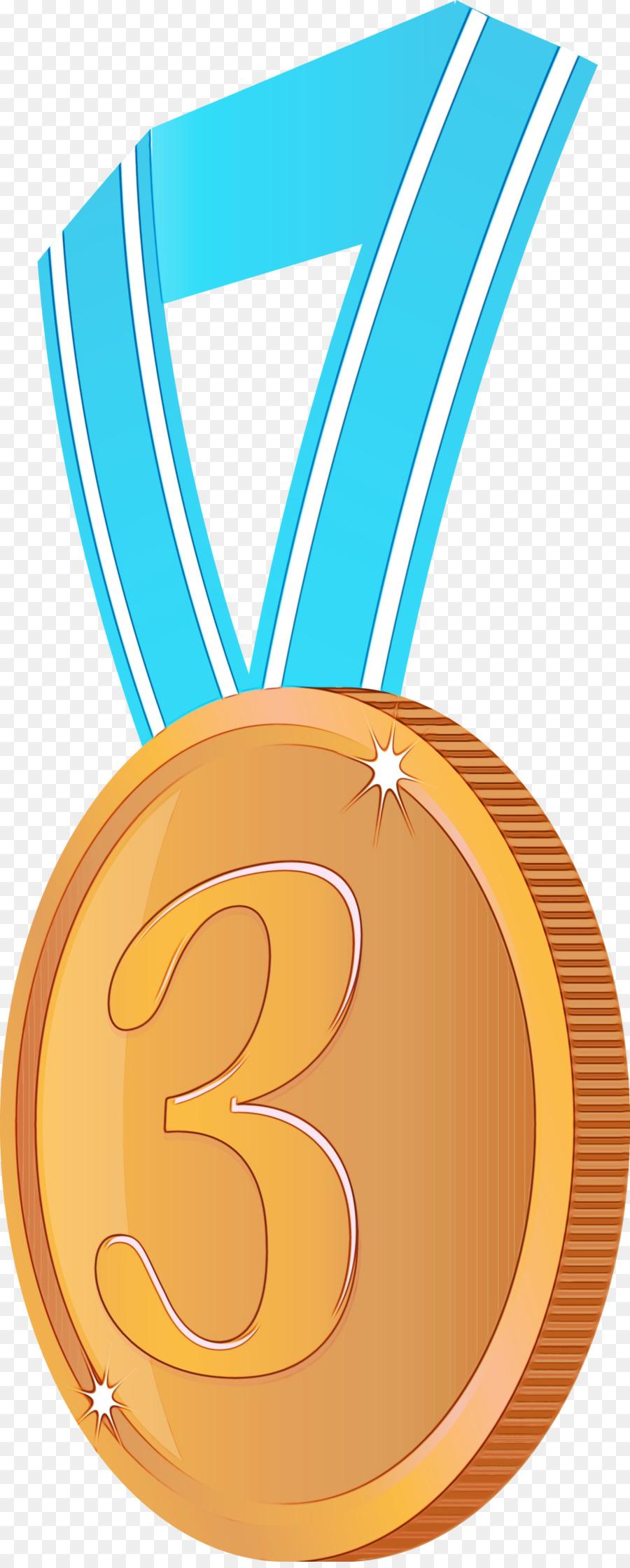 Descarga gratuita de Medalla, Oro, Naranja Imágen de Png