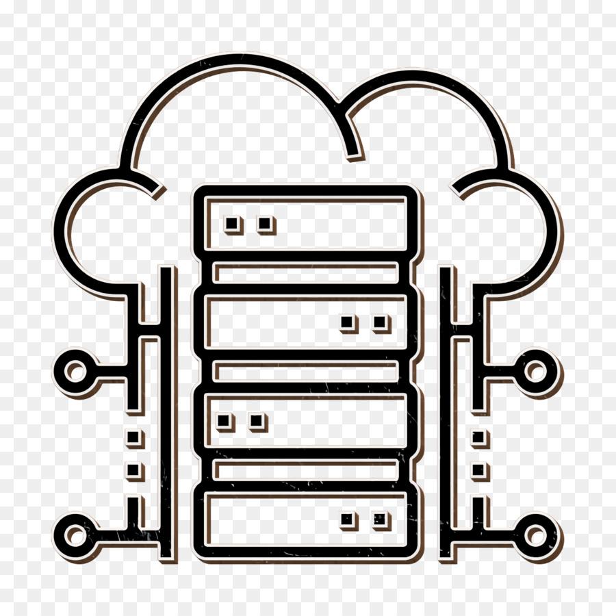 Descarga gratuita de Internet De Las Cosas, Computación En La Nube, Servidor Imágen de Png