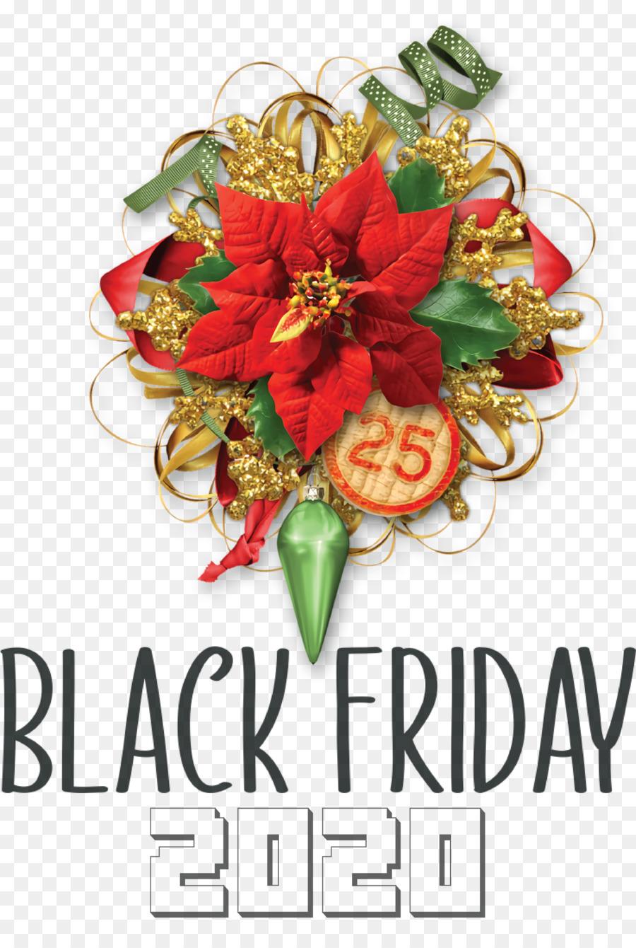 Descarga gratuita de Diseño Floral, Christmas Day, Las Flores Cortadas Imágen de Png