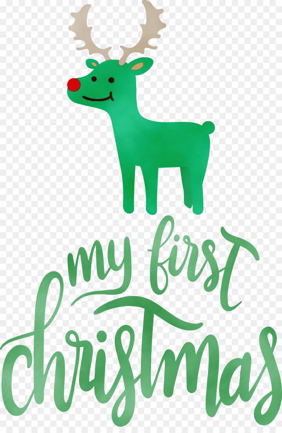 Descarga gratuita de Christmas Day, Rudolph, Los Ciervos Imágen de Png