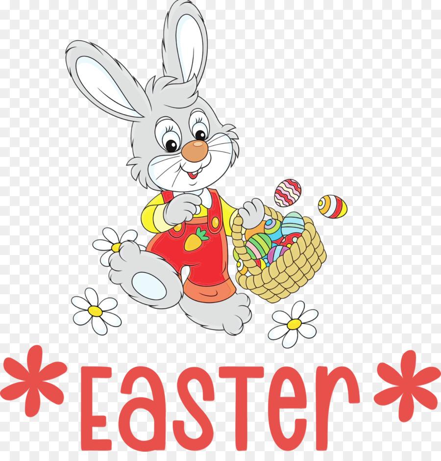 Descarga gratuita de Conejito De Pascua, Huevo De Pascua, Canasta De Pascua Imágen de Png