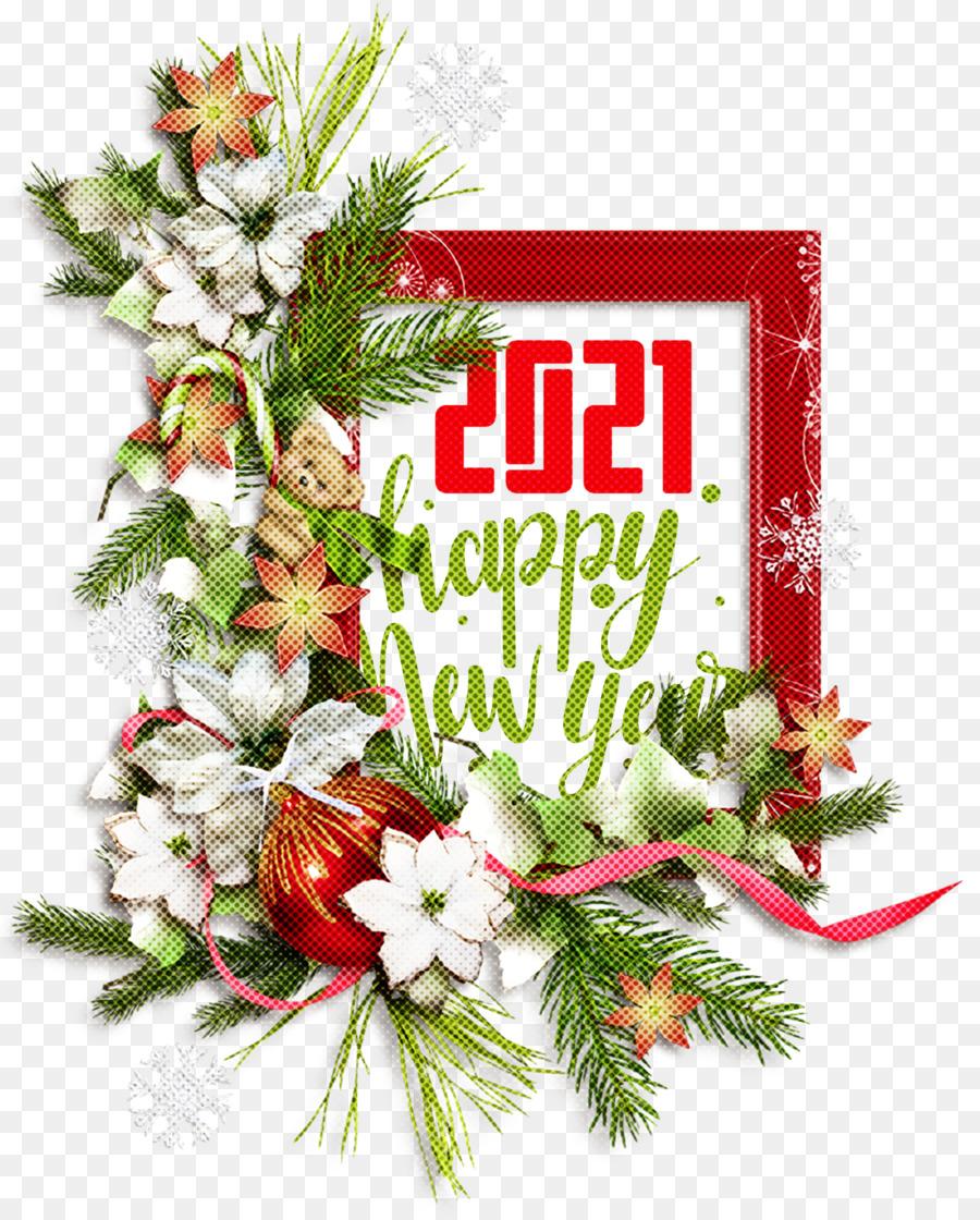 Descarga gratuita de Diseño Floral, Abeto, Christmas Day Imágen de Png