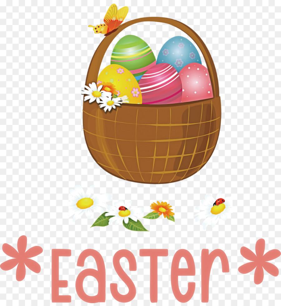 Descarga gratuita de Canasta De Pascua, Conejito De Pascua, Huevo De Pascua Imágen de Png