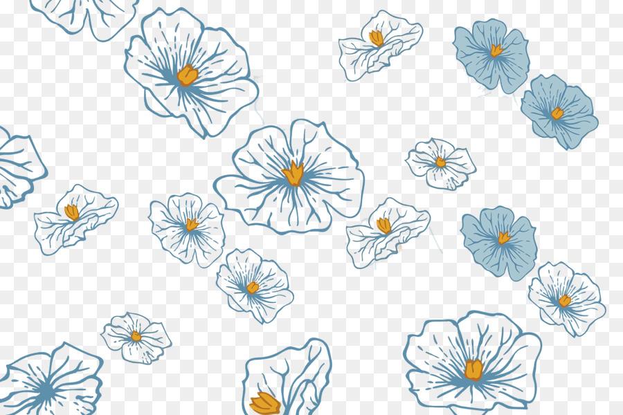 Descarga gratuita de Las Flores Cortadas, Dibujo, Diseño Floral Imágen de Png
