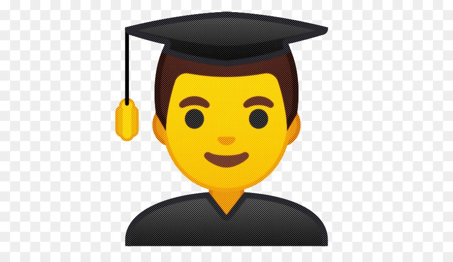 Descarga gratuita de Emoji, Apple Color Emoji, Ceremonia De Graduación Imágen de Png