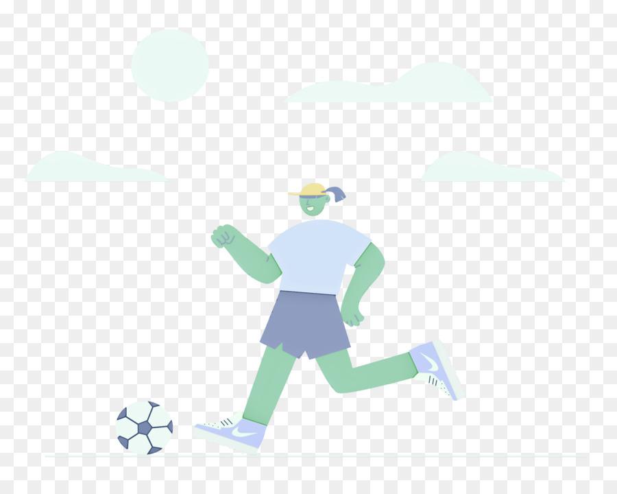 Descarga gratuita de Logotipo, Los Deportes De Equipo, Verde Imágen de Png