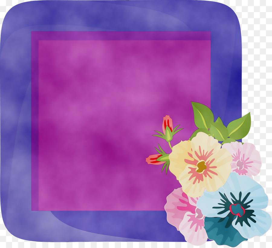 Descarga gratuita de Flor, Rectángulo, Marco De Imagen Imágen de Png