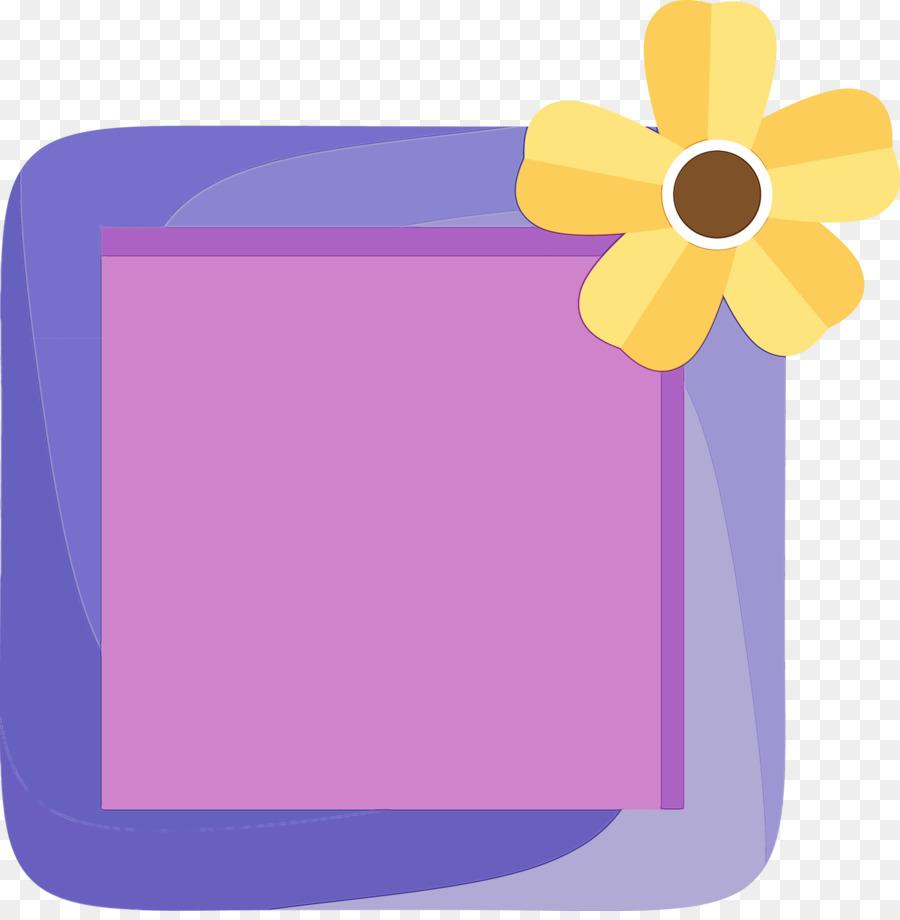 Descarga gratuita de Flor, Violeta, Amarillo Imágen de Png