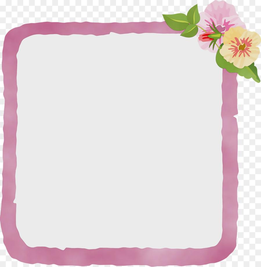Descarga gratuita de Rectángulo, Diseño Floral, Marco De Imagen Imágen de Png