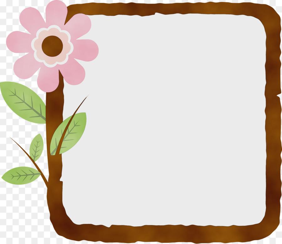Descarga gratuita de Diseño Floral, Rectángulo, Marco De Imagen Imágen de Png